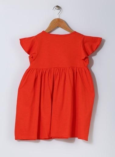 Limon Company Elbise Oranj